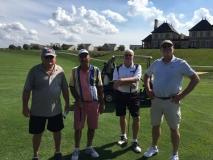 Kenny Triplett, Norman Conrad, Keith Woolum and Bruce Rathkamp