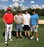 Len Hortsman, Jeff Purcell, Jerry Stoltman and John Stokes