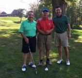 Phil Trueblood, Richard Lewis and Phil Trueblood Jr.