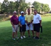 "Todd Cullen, Dave ""Butch"" Cox , Jim Shaffer and Sean Cogan"