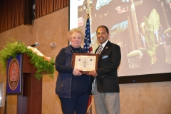 Milroy J. Samuel M.D., Lifetime Award - June 2019