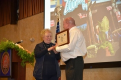 Len-Horstman , Lifetime Award - June 2019