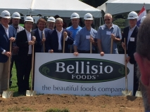 Bellisio Groundbreaking August 6, 2018