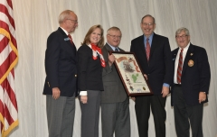 Executive Director Jack Blackhurst was inducted into the Association